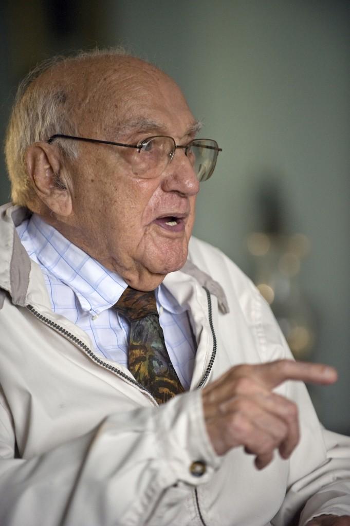 Jacinto Convit, descubridor de la vacuna contra la lepra, murió a los 100 años y todavía activo