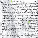 La ¿primera @? se escribió el 4 de mayo de 1536