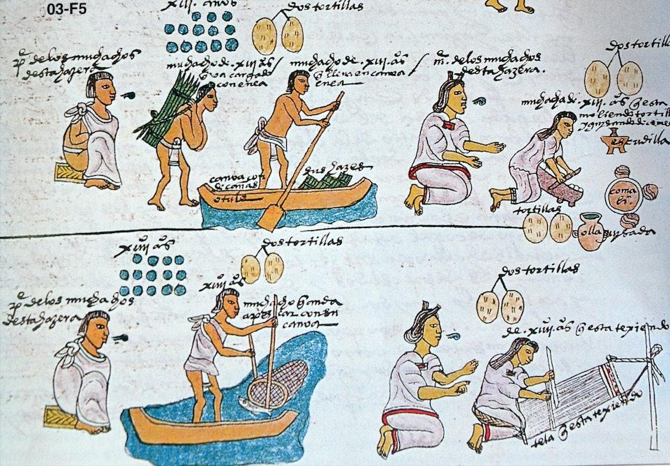 La madre en el mundo prehispánico, formadora de guerreros