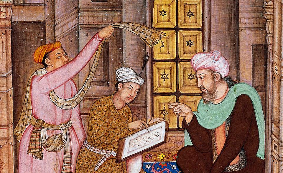 Trabajos de Nasir Al-Din Al-Tusi rec