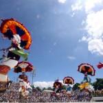 La Guelaguetza: La evolución de un rito prehispánico al maíz, a un espectáculo cultural