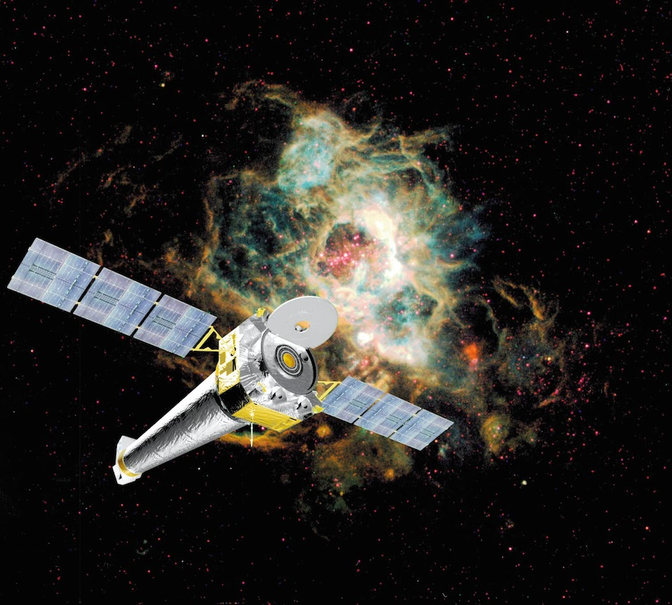 Telescopio espacial Chandra de Rayos X- NASA CXC