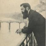 Theodor Herzl, creador del sionismo y primer impulsor de un estado judío