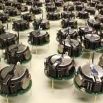 Mil microrrobots que se autoensamblan de diversas formas (VIDEO)
