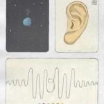 La señal Wow, una señal de radio llegada del espacio, el 15 de agosto de 1977