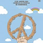 Festival de Woodstock, todo un símbolo de la época hippie