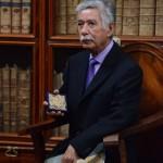Medalla Unesco al arqueólogo mexicano Ángel García Cook