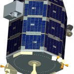 LADEE una sonda para estudiar el polvo lunar y transmitir rayos láser a la Tierra