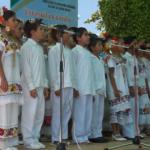 Himno Nacional Mexicano en maya