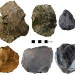 Los humanos tenían capacidad para innovar hace 325,000 años. Evidencia encontrada en un yacimiento ubicado entre dos flujos de lava