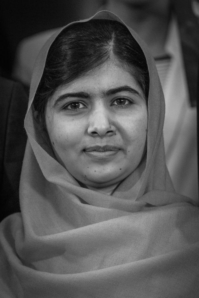 Malala Yousafzai- Claude Truong