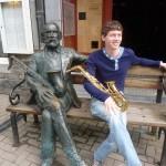 Adolphe Sax, creador de un instrumento único: el saxofón (Y PIEZA MUSICAL)