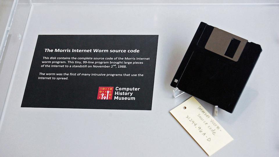 Morris Worm, gusano Morris- Computer History Museum