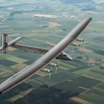 El avión solar emprenderá en marzo su primera vuelta al mundo