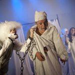 """""""Un cuento de Navidad"""": De cuando el primer fantasma se le aparece a Scrooge"""