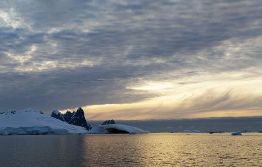 Antártida- Conicet