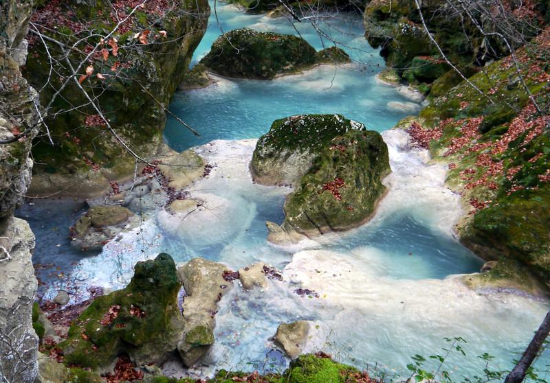 El 50% del CO2 que emiten los lagos procede de la disolución de las rocas
