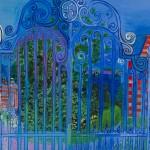 La Reja, Raoul Dufy, 1930- Colección privada