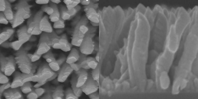 Nanoestructuras de titanio antibacterianas para implantes óseos