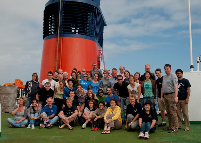 ADN ambiental para controlar las especies marinas invasoras
