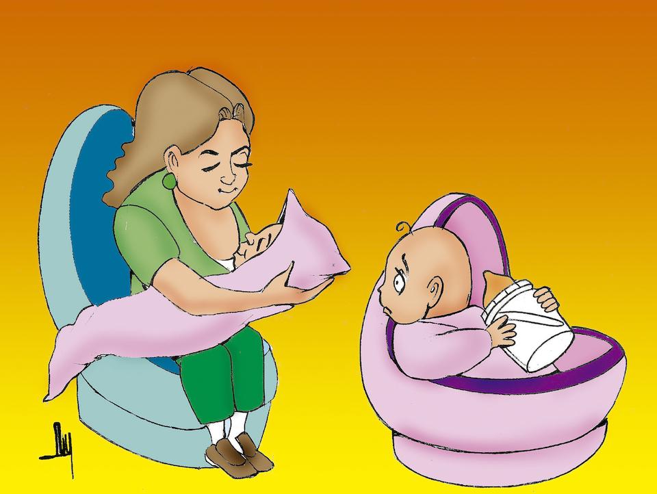 ¿Porqué las mexicanas dejan de amamantar a sus bebés?. 23 razones
