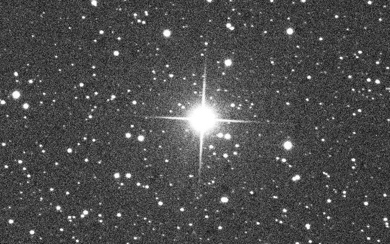 Descubierto litio en una explosión estelar