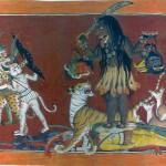 El demonio Kali