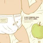 Steve Jobs, un genio pegado a una manzana
