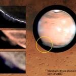Continúa el misterio de los penachos nubosos de Marte