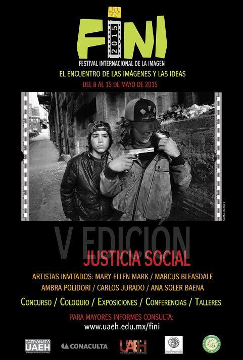 La justicia social, urgencia para el mundo y visible en el Festival Internacional de la Imagen de 2015
