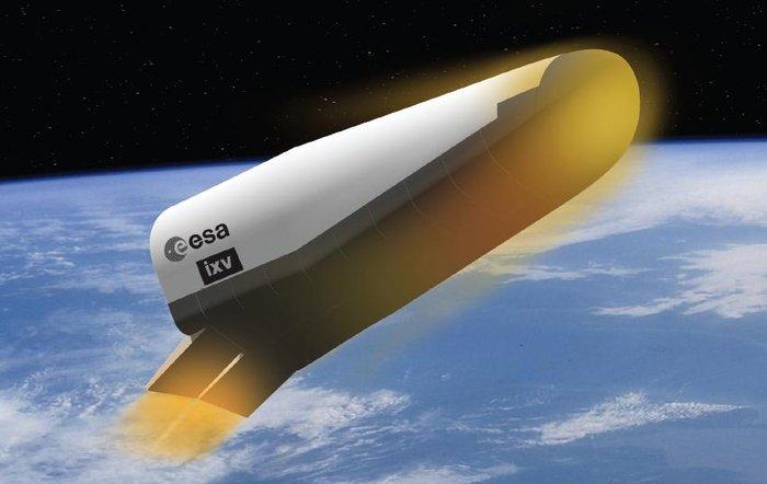 IXV, un vuelo espacial de cien minutos, controlado desde tres contienentes.
