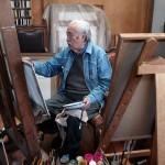 Luis Nishizawa, un pintor para entreverar lo japonés y lo mexicano