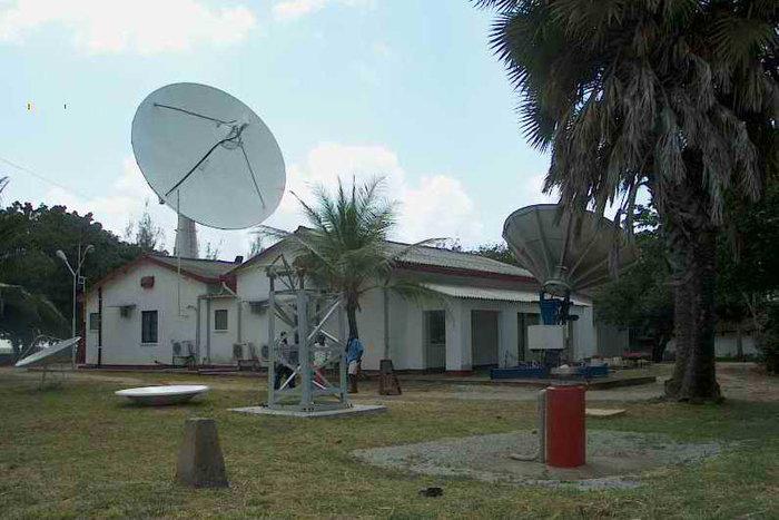 Estación de Malindi /ESA