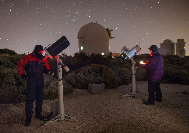 ¿Quieres medir la velocidad de la luz observando una luna de Júpiter?
