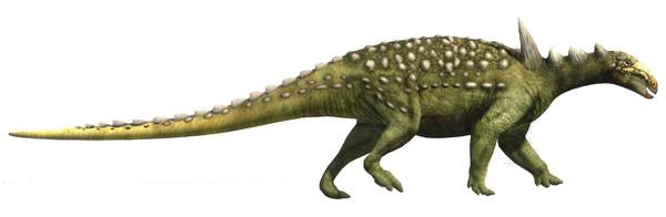 Un gran huevo para un pequeño dinosaurio de caderas anchas