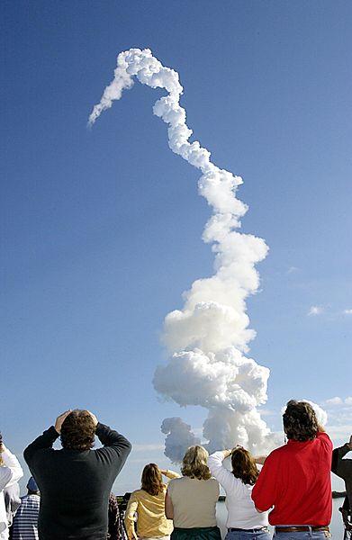 Transbordador espacial Columbia, última misión STS-107