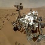 El robot Curiosity confirma la presencia de metano en la atmósfera de Marte, lo que puede indicar que existió vida