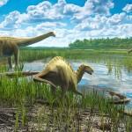 Así vivían dinosaurios y cocodrilos en el yacimiento de Lo Hueco en Cuenca, España