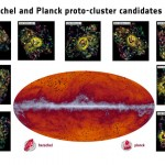 Descubren cientos de nuevas galaxias formadas poco después del Big Bang