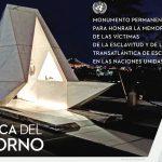 Día Internacional de Recuerdo de las Víctimas de la Esclavitud y la Trata Transatlántica de Esclavos, 25 de marzo