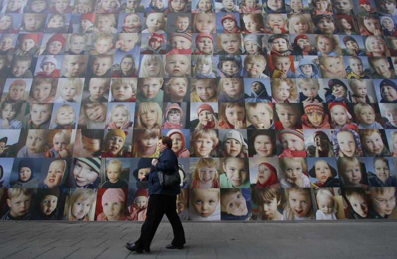 El retrato de una población