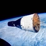 Gemini 6 visto desde el Gemini 7.