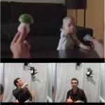 Los bebés que sincronizan gestos y habla tienen más habilidad para el lenguaje