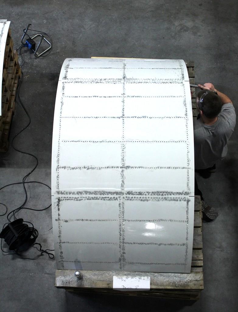 Reciclar aviones de forma más eficiente