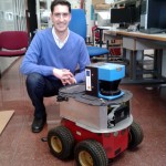 Nuevo sistema para dirigir un robot con la voz y en español