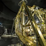 ESA simula condiciones del espacio para construir un telescopio
