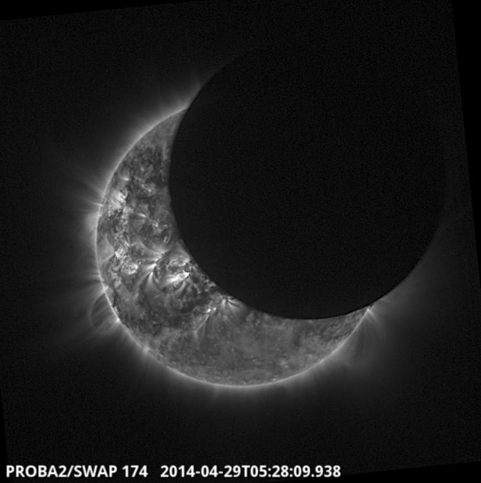 Eclipse de sol el viernes por la mañana en Europa; será observado por satélites