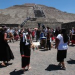 Por equinoccio de primavera 2015, el INAH aplicará operativo en zonas arqueológicas