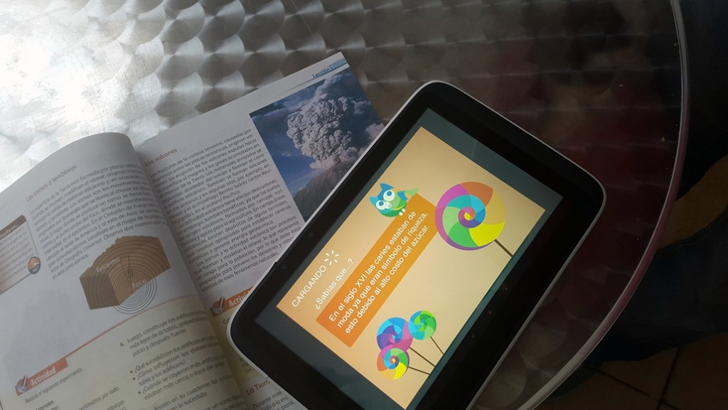 Realidad aumentada, nuevo método para intensificar aprendizaje en primarias
