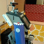 Crean en INAOE a Sabina, la robot mexicana que realiza tareas domésticas